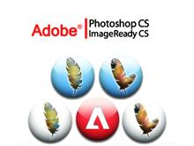 Adobe Photoshop and ImageReady. CS