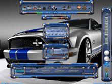 Mustang Slider