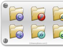 Macromedia MX Folders