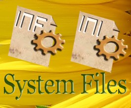 System Files