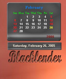 Blacklender