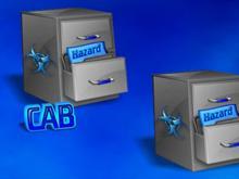 Hazard Cabinet