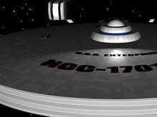 Star Trek Enterprise 1701 A