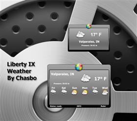 Liberty IX Weather