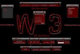 W3 Rainlendar