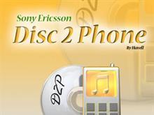 Sonyericsson Disc2Phone