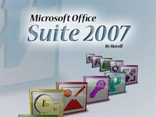 Microsoft Office Suite 2007