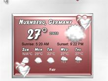Valentins Day Weather