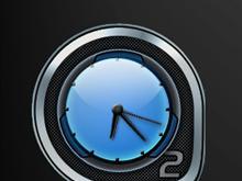 Azenis 2 Clock