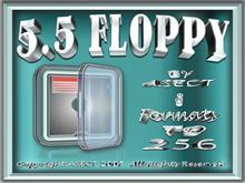 5.5 Floppy Drive