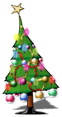 Kapsules Christmas Tree