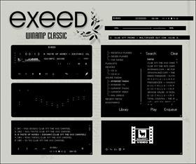 Exeed Winamp Classic