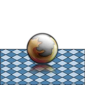 Lead Ball Firefox icon