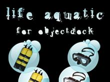 life aquatic for ObjectDock