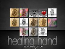 Healing Hand Pack