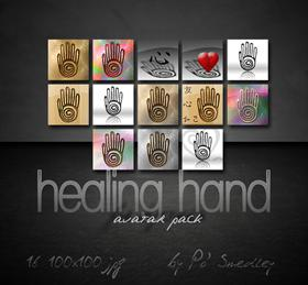 Healing Hand Pack