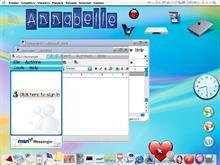 Annabelle's Desktop