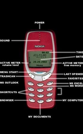 ADS NOKIA 3310