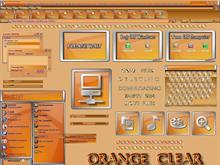 Orange Clear