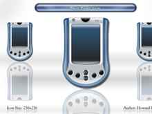 Palm Pilot Icon