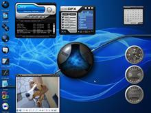 Jarget's GT3 Desktop