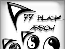 77 black arrow