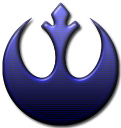 Star Wars Rebel insignia