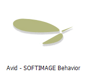 Avid SOFTIMAGE|Behavior Logo