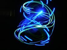 Glowsticking with Flashers