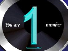 You are number_1