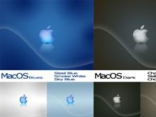 Mac OS Colours