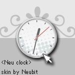 neu clock
