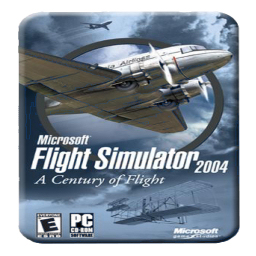 Flight Simulator 2004 Box Icon