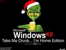 Alien Christmas 2