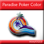 Paradise Poker Color