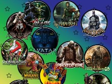 Games Mega Icon Pack