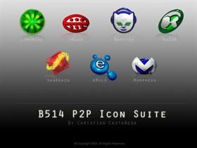 B514 P2P Icon Suite