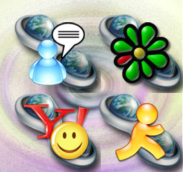 Trillian Chat Icons
