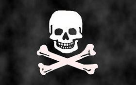 Skull-Black