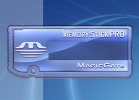 Sony Flash Memory Stick PRO - memory card
