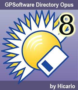 GPSoftware Directory Opus 8