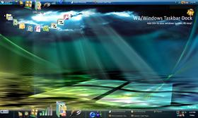 Docks for Microsoft Windows Taskbar & WB