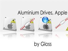 Aluminum Drives,Apple