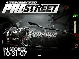 NFS Pro Street : Introduction