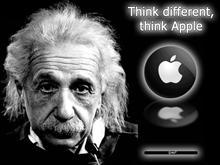 Einstein - Think different