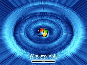 Vista Blue Explosion