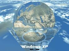 Windows XP Earth