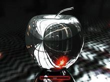 Metal Apple Boot