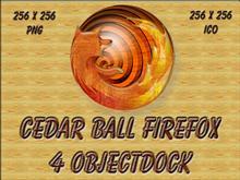 Cedar Ball Firefox
