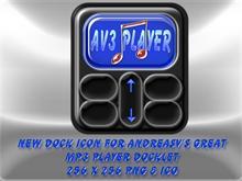 new AV3 Docklet icon
